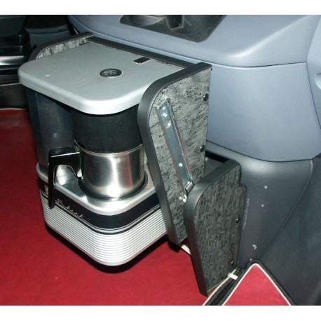 Tablette Cafetiere réglable ACTROS MP2 / MP3