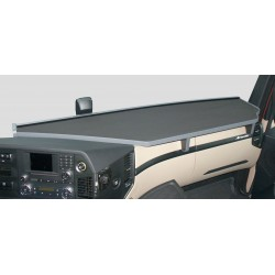 TABLETTE PASSAGER LONGUE MERCEDES ACTROS MP4 /AROCS