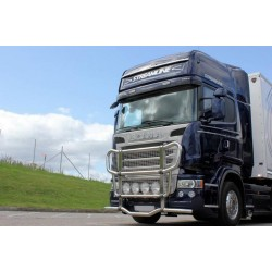 PARE BUFFLE BUTTERFLY SCANIA R SERIES 2009+ AVEC GRILLAGE