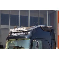 RAMPE DE TOIT HAUTE FH4 6 FEUX HYDRA GLOBE XL AVEC LEDS