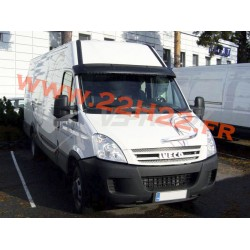 VISIERE RENAULT MASTER / MASCOTT / IVECO DAILY / OPEL MOVANO / NISSAN INTERSTAR