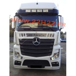 VISIERE MERCEDES ACTROS MP4 BIG/GIGA SPACE POUR JUMBO 220