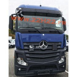 VISIERE MERCEDES ACTROS MP4 STREAMSPACE 2500mm