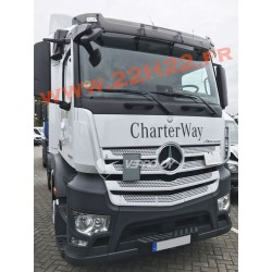 VISIERE ANTOS/ACTROS/AROCS MP4 S/M CLASSIC SPACE 2300mm