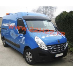 VISIERE RENAULT MASTER / OPEL MOVANO / NISSAN NV400