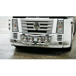 """TRUX"" Rampe de calandre X-Light Renault MAGNUM"