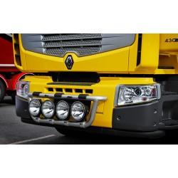 """TRUX"" Rampe de calandre X-Light Renault PREMIUM"