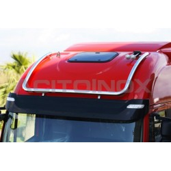 RAMPE DE TOIT INOX IVECO STRALIS HI-WAY (VERSION LONGUE)