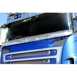 PROTECTION INOX ESSUIE GLACE SCANIA R / NEW R / STREAMLINE