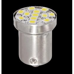 BA15S LED P10W 24V / 120 LUMENS