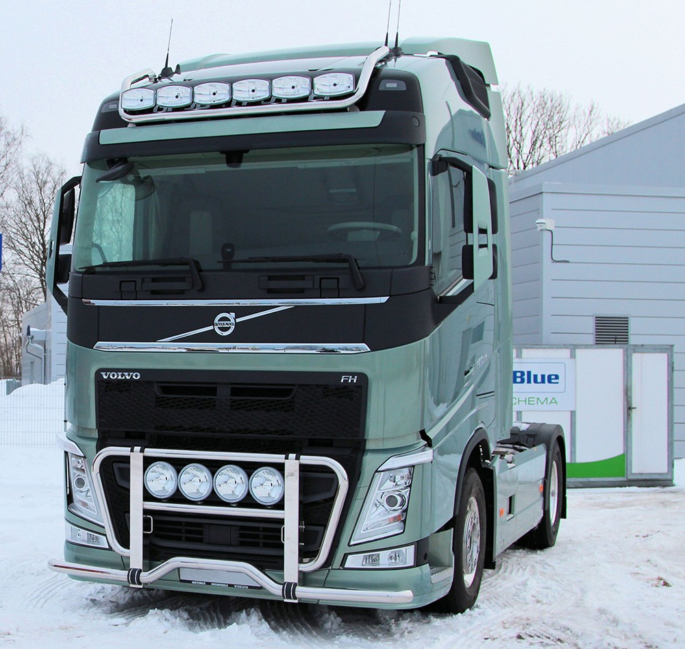 Volvo Fh4 Tuning Id 233 E D Image De Voiture