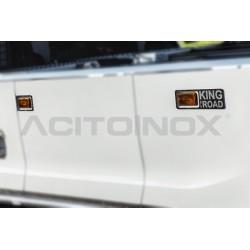 CONTOUR INOX FEUX CARENAGE SCANIA N-G SERIE S/R