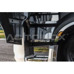 COUVRE MARCHE INOX IVECO S-WAY