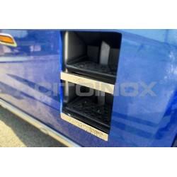 HABILLAGE INOX MARCHES CARENAGE IVECO S-WAY