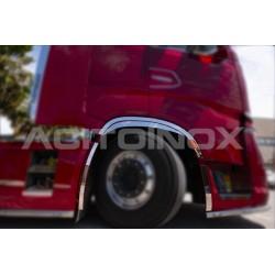 CONTOUR INOX GARDE-BOUE + EXTENSION IVECO S-WAY