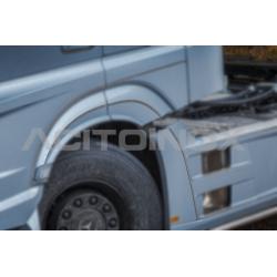 HABILLAGE INOX GARDE-BOUE AVANT MERCEDES ACTROS MP5