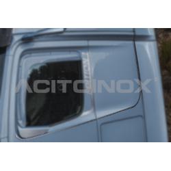 HABILLAGE INOX FENÊTRE MERCEDES ACTROS MP5