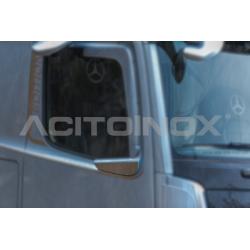 HABILLAGE INOX FENÊTRE ACTROS MP5