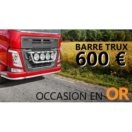 """OCCASION """"TRUX""""RAMPE DE CALANDRE FH4 /FM4 4 FEUX"""