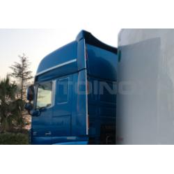 HABILLAGE INOX ARRIÈRE DE DÉFLECTEUR DAF XF 106 (2017)