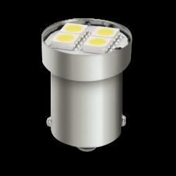 BA15S LED P5W 24V / 40 LUMENS
