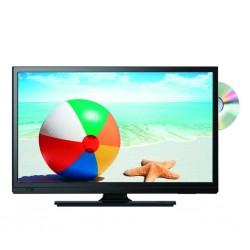 """TV LED 19"""" AVEC LECTEUR DVD/DIVIX"""