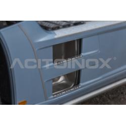HABILLAGE INOX MARCHES CARENAGE ACTROS MP5