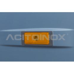 CONTOUR INOX FEUX CARENAGE MERCEDES ACTROS MP5